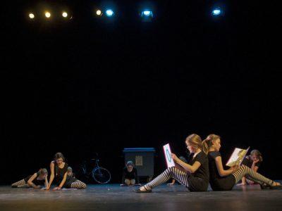 Dans optreed (3)