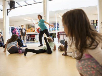 Pnina dans Impro kinderen 1