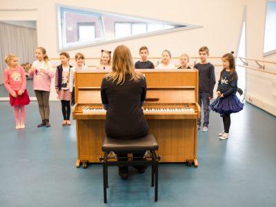Musical kids 6-9 jaar optie 2