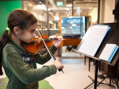 Muziek VAK viool 001