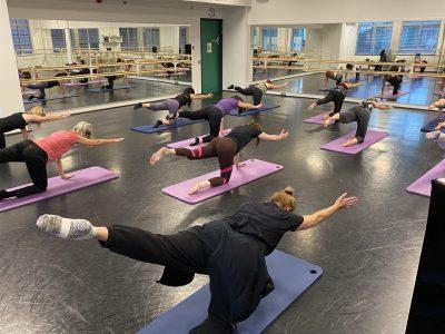 Sanne Pilates 2