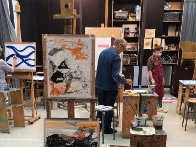 abstract schilderen header