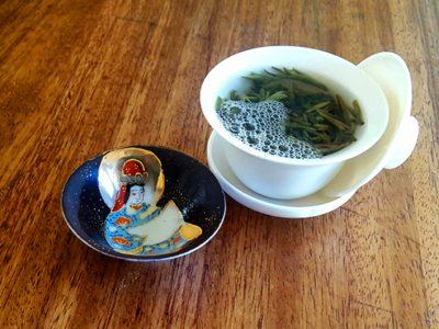 gong fu cha - gaiwan